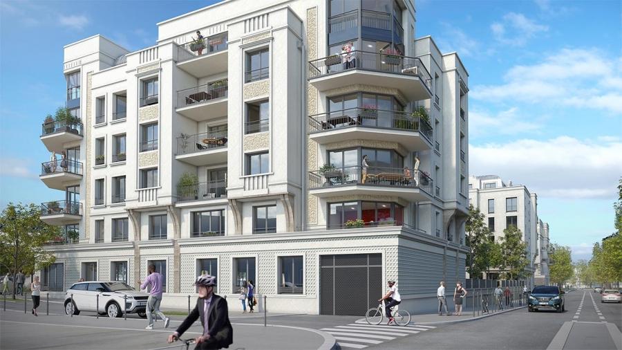 Perspective immobilière - Clamart 1