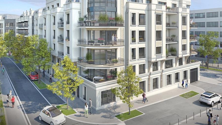 Perspective immobilière - Clamart 2