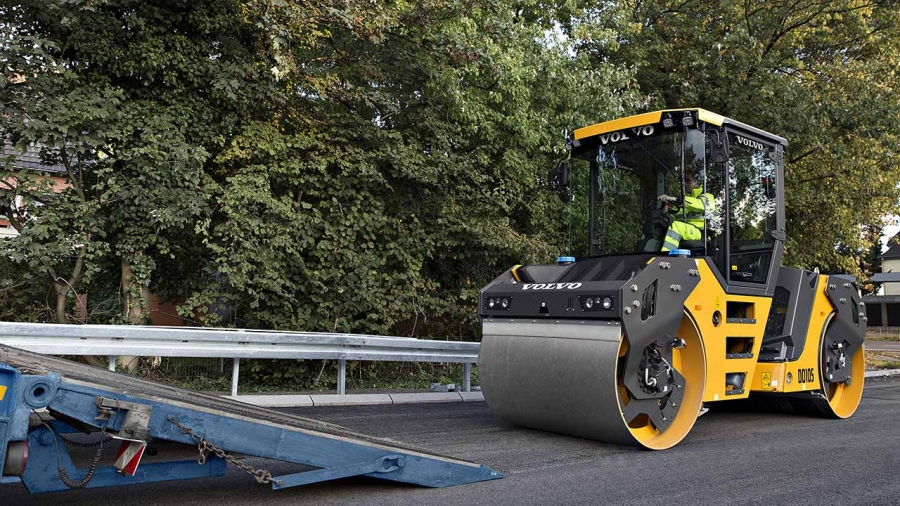 Intégration photo - Volvo CE