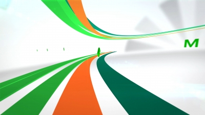 Animation logo Groupama