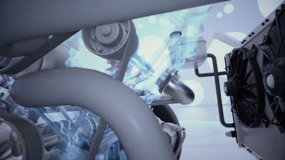 Animation voiture