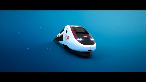 TGV Inouï pub TV 2021